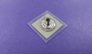 Lang draagbare sensor voor ECG- en EMG-signalen