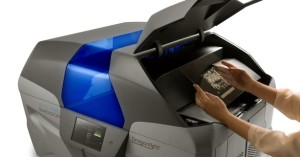 3D-printer drukt multilayer-PCB's