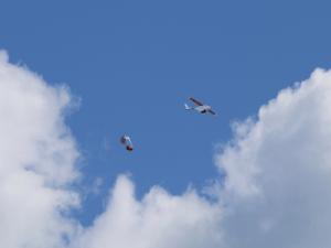 Zipline's onbemande luchtvoertuig