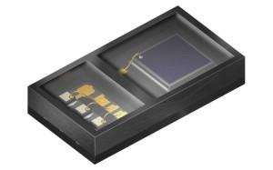 Efficiënte sensor voor pols-hartslagmeting