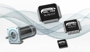 Nieuwe microcontrollers voor sensorloze BLDC-motoren