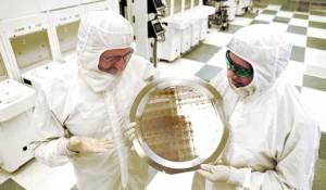 Eerste werkende IC's in 7-nm-technologie