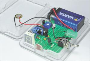 Post project 22: Programmeerbare koelkastbewaker