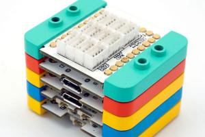 Eenvoudig stapelbare modules