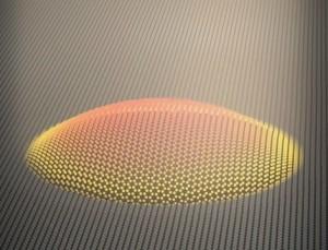 Mechanische pixels voor energiezuinige kleurendisplays