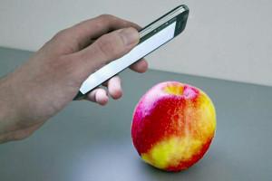 Pesticiden in appels? Foto: Fraunhofer IFF