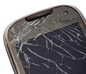 De Spider-app op een smartphone. Afbeelding: Stupidipedia / PD