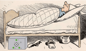 Post Project 52: Slaapgenerator | Zeegeluiden uit een doosje