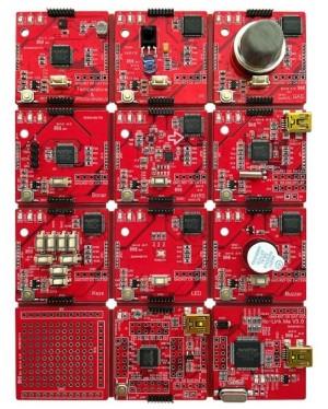 Maak kans op een NuMakerBrick open source IoT platform