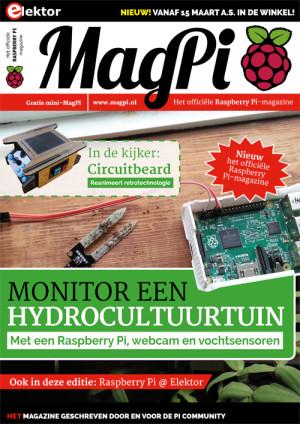 Ontdek MagPi Magazine: download de gratis mini-editie!