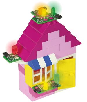 Post Project 59: Lego LED's, Elektor-stijl