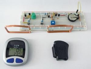 Post Project 62: Testapparaat voor draadloze fietscomputers