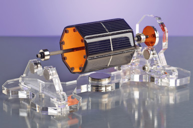 Review : Assemble your own Mendocino Solar Motor