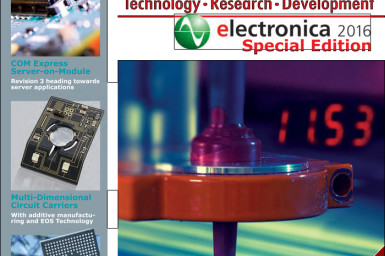 Free download: Elektor Business Magazine, electronica 2016 show edition