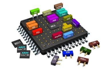 Entwicklungsboard FreeSoC2 PSoC5LP