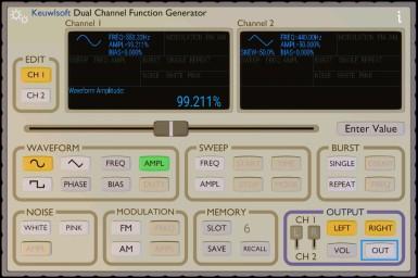 """Review: Functiegenerator """"op zak"""""""