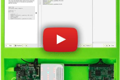 pi-topPULSE: slimme speaker + LED's voor de Raspberry Pi