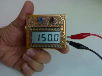 4-20 mA current display