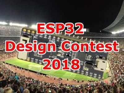 ESP32 Design Contest 2018 labs avatar