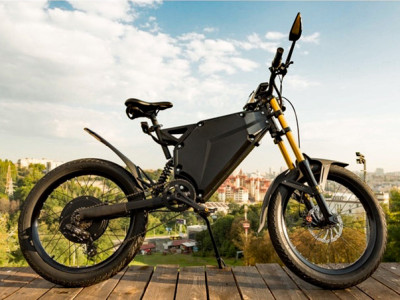 Delfast: an e-Bike with a range of 236 miles!