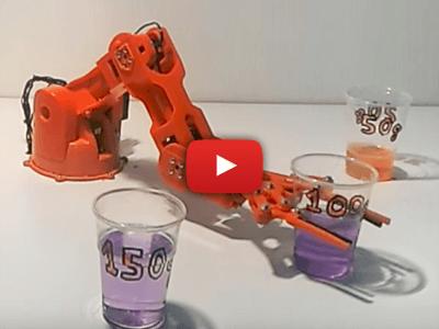 Arduino Braccio Robotic Arm kit