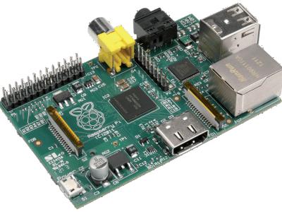 Post project 3: Raspberry Pi Recipes