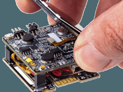 The Lattice Wearable Dev Platform