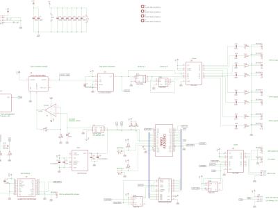 10MHz Reference Rev B schematics