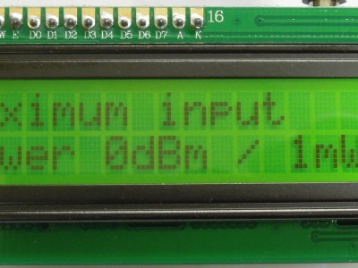 Intro 2 (Prototype of RF Power meter (160193 v1.0)