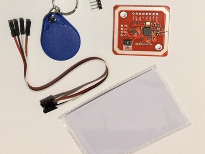 Sample tags, Wires, connectors