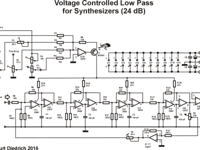 Image 7: circuit diagram of VCF