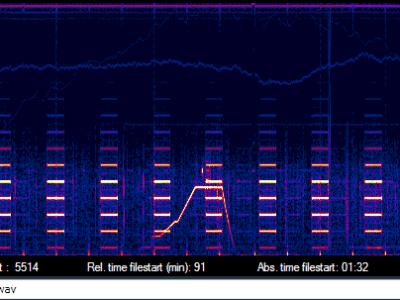 Rechtecksignale von ca. 1,6 Hz, überall in Europa messbar, Ursache unbekannt (unknown 1.6 Hz square wave signals)