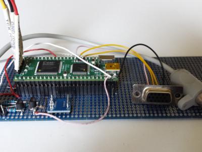 Miniterm r01 prototype