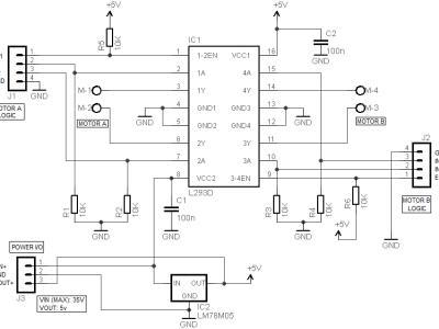 Fig 1 (Main Circuit Diagram)
