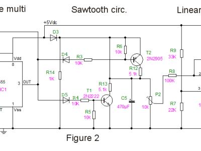 Figure 2 - Circuit diagram