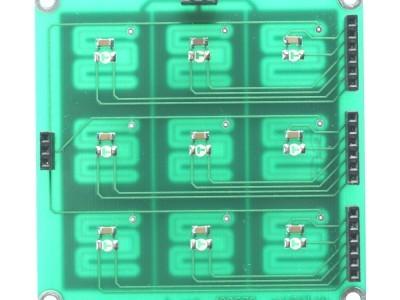 Capacitive board