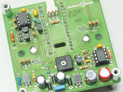 PCB, component side