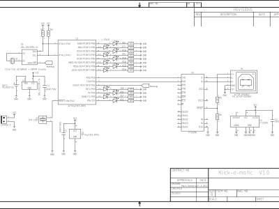 schematic second draft