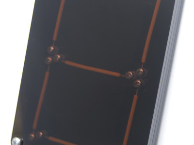 Filaments isolated by black squares, umbra colored cover