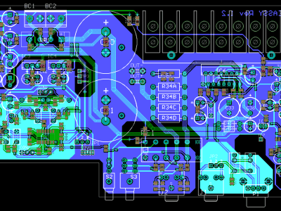 ELEKTOR- New PCB version available with SC-protection