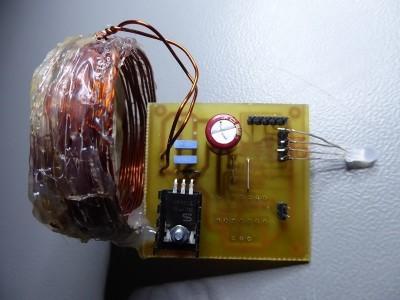 Wireless power receiver