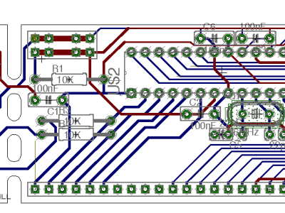 ATM328 with usb interface