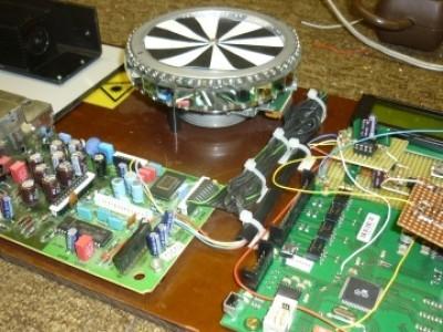 prototyp Laser-TV