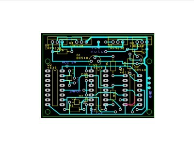 The PCB by Design Spark