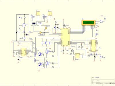 T&H Meter schematic