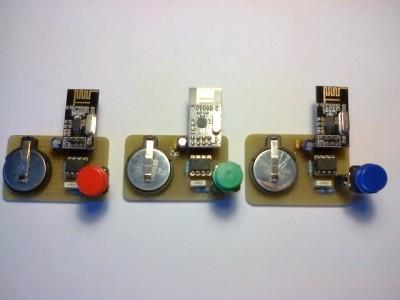 Transmitters boards