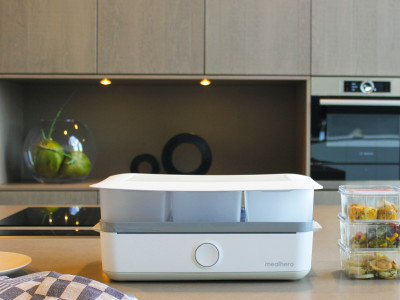 mealhero: smart cooking technology enabling healthy food with zero effort