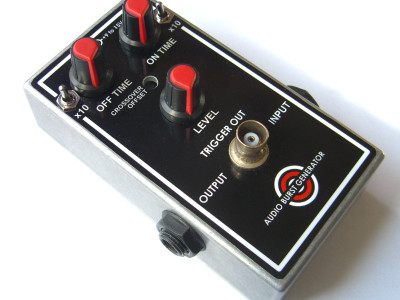 Analog Audio Burst Generator