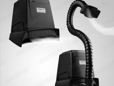 Banc d'essai : extracteur de fumées Waterun F800