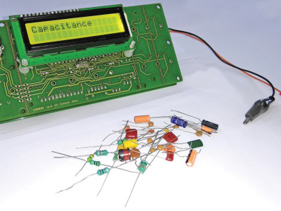 Platino-based simple LC meter [130341]